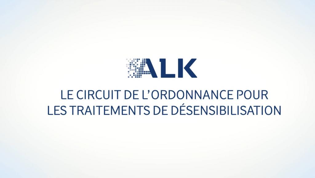 ALK – Circuit de l'ordonnance